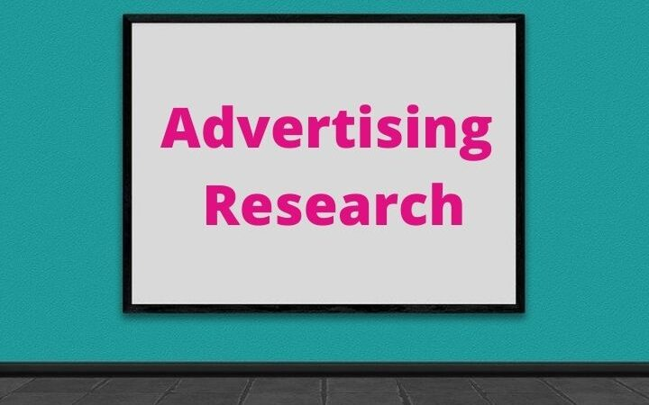 Everything You Need To Know About Advertising Research