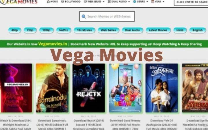 VegaMovies (2021) : Download Unlimited HD Movies & Web Series